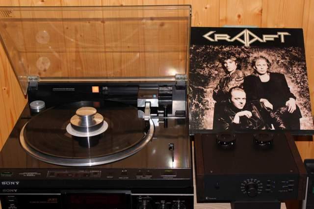 Craaft - Craaft (LP-Cover SonyPSX555ESOM40)