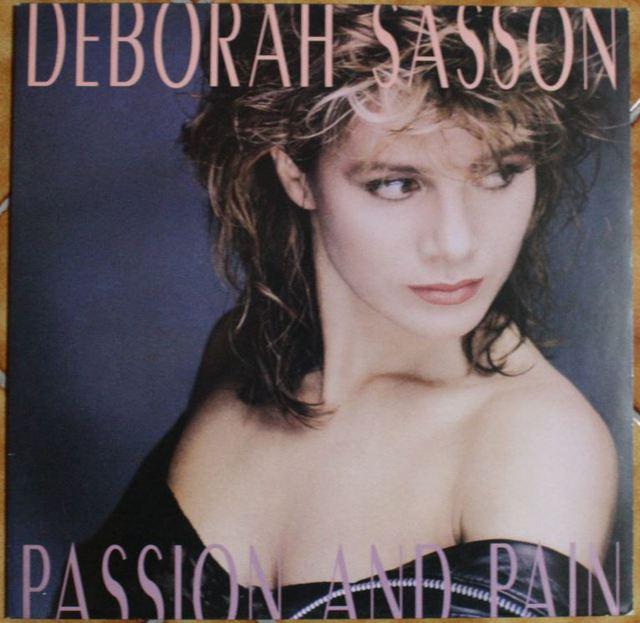 Deborah Sasson - Passion and pain (Maxi Cover)
