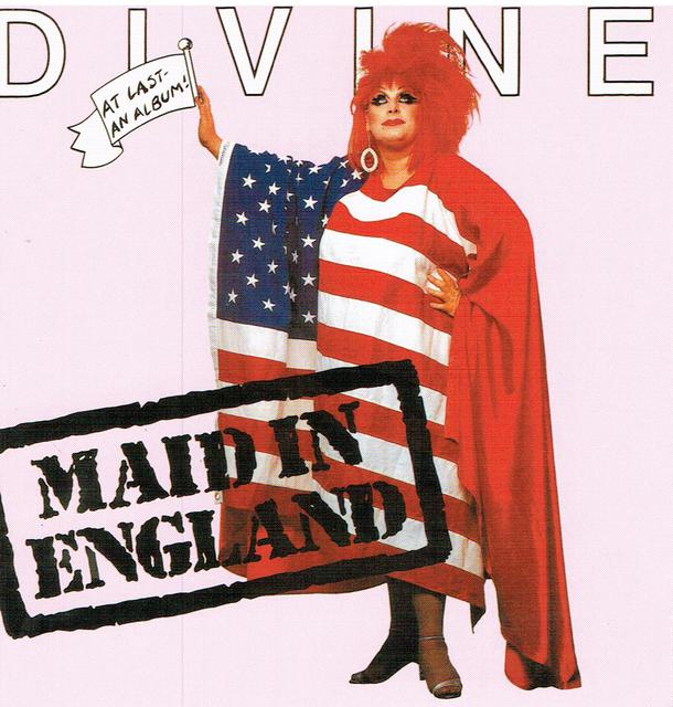 Divine - Maid In England (CD-Cover)