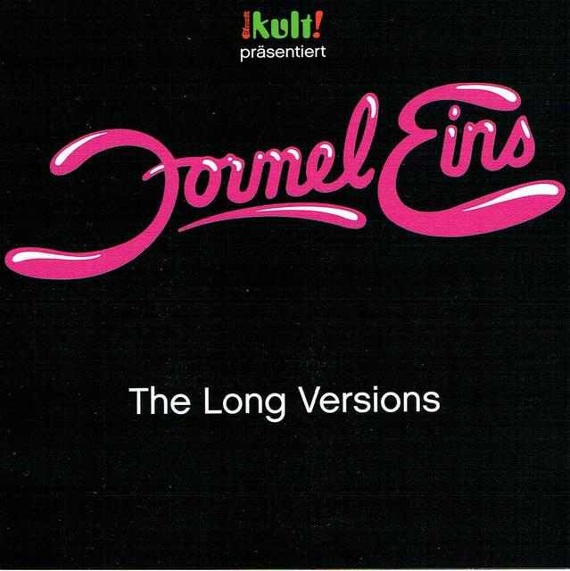 Formel Eins The Long Versions (CD-Cover)