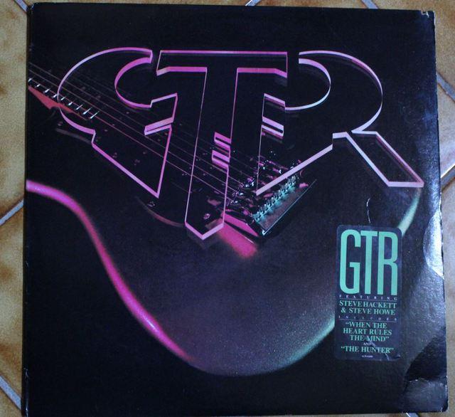 GTR (LP Cover)