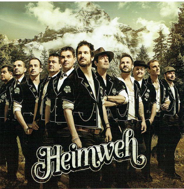 Heimweh - Heimweh (CD-Cover)