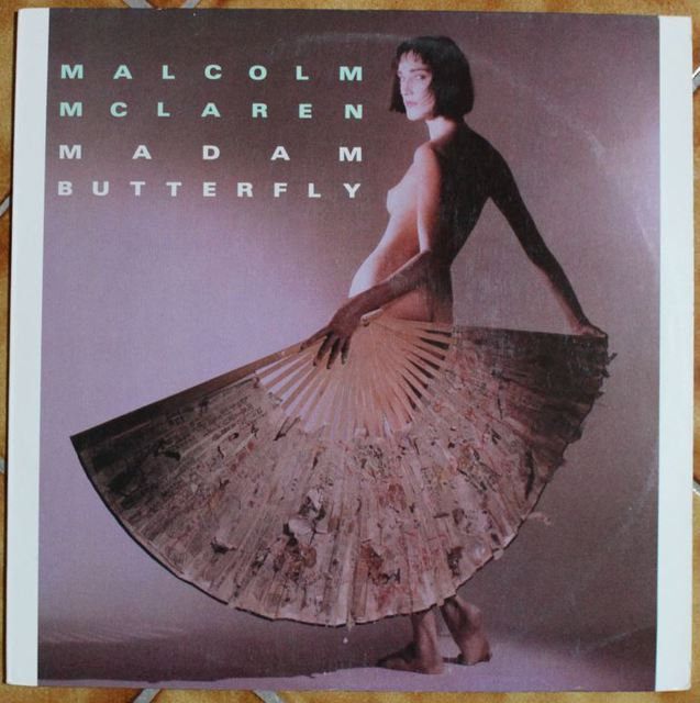 Malcolm McLaren - Madam Butterfly (Maxi-Cover)