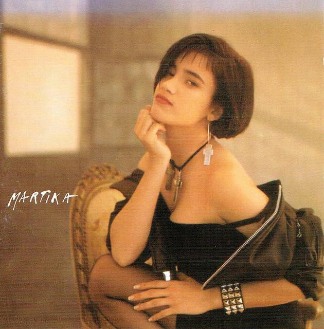 Martika (CD-Cover)