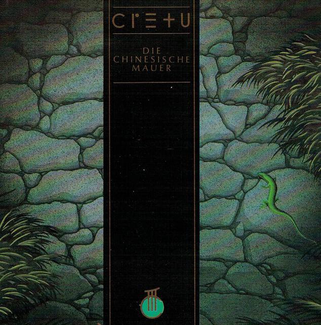 Michael Cretu - Die Chinesische Mauer (CD-Cover)