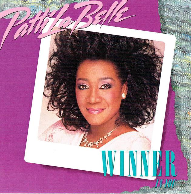 Patti La Belle - Winner In You (CD-Cover)