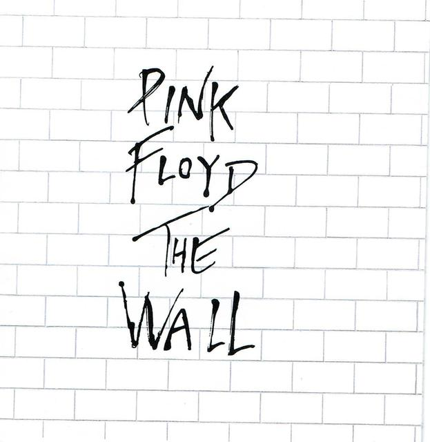 Pink Floyd - The Wall (CD-Cover)