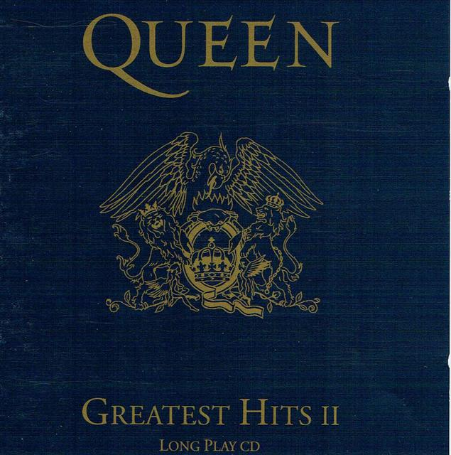 Queen - Greatest Hits II (CD-Cover)