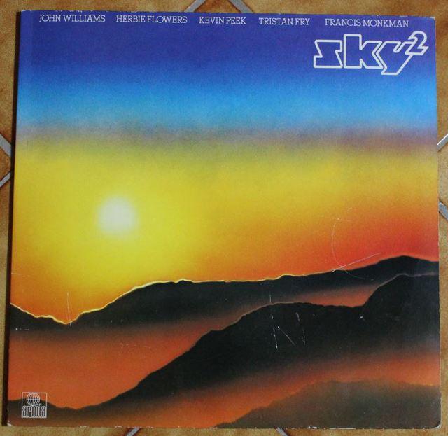 Sky - Sky 2 (LP Cover)