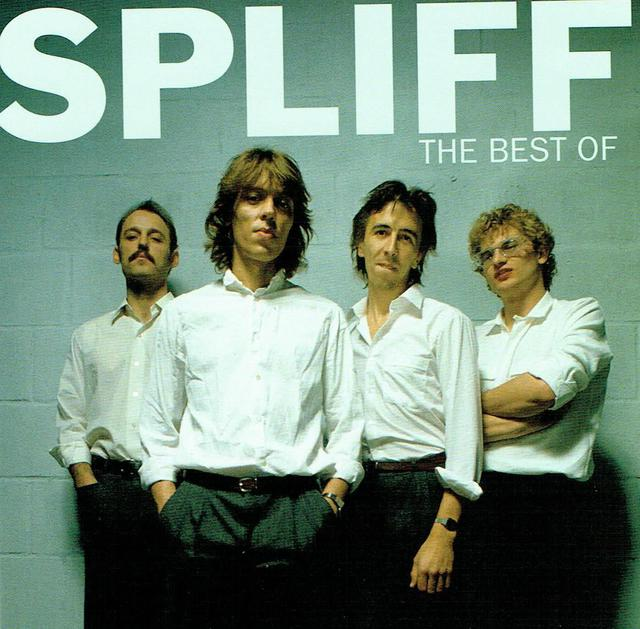 Spliff - Best Of (CD-Cover)