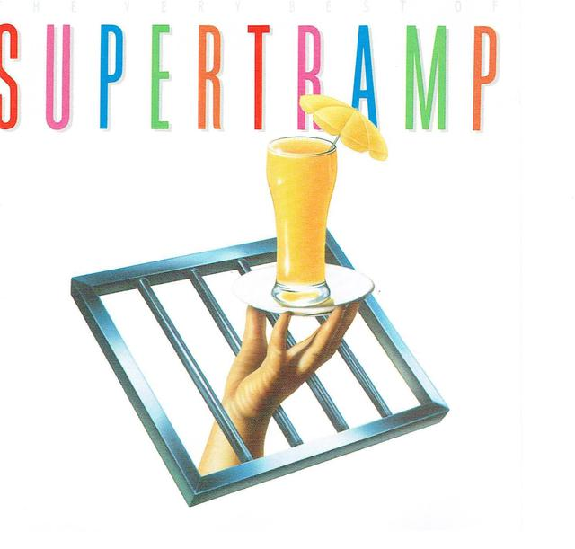 Supertramp - The Very Best Of (CD-Cover)