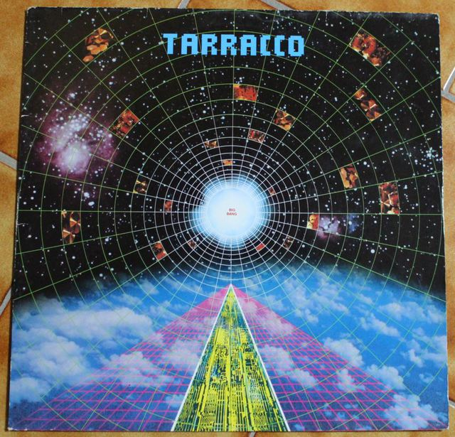 Tarracco - Big Bang (LP Cover)