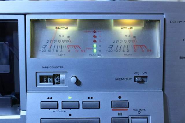 VU Sony TC-K55II