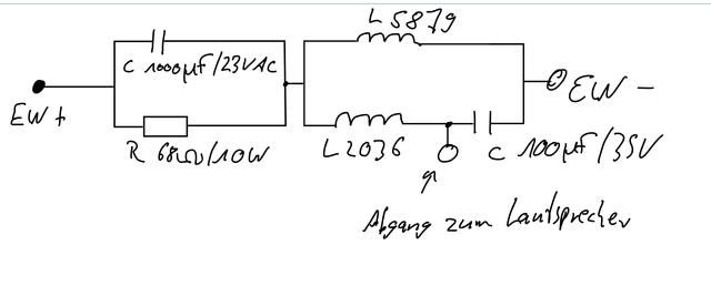Frequenzbereiche Canton Ergo 122 Tieftöner