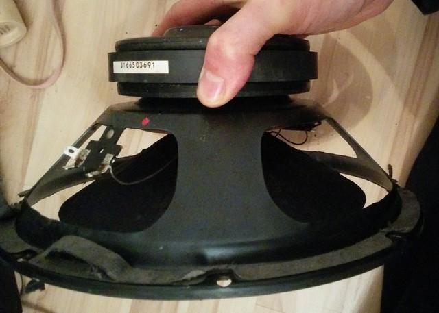 Seitenansicht Speaker