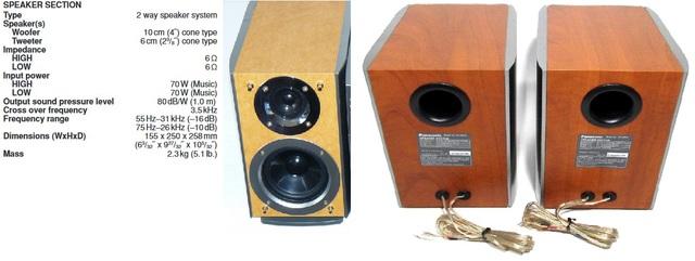 Panasonic Speaker