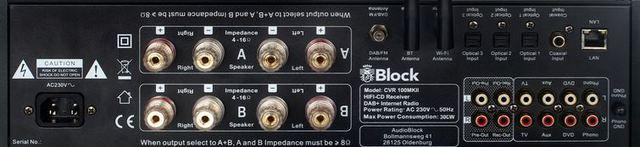 Block CVR100 MK2