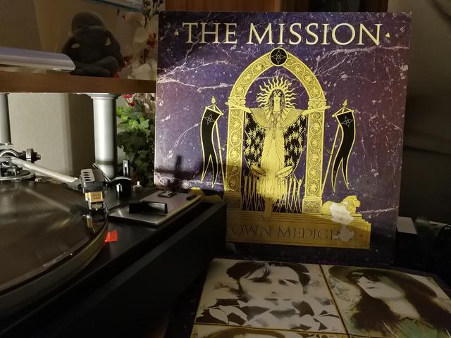 The Mission Gods Own Medicine