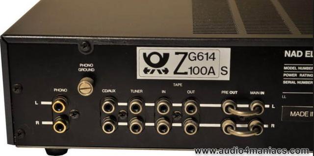 NAD 3020i