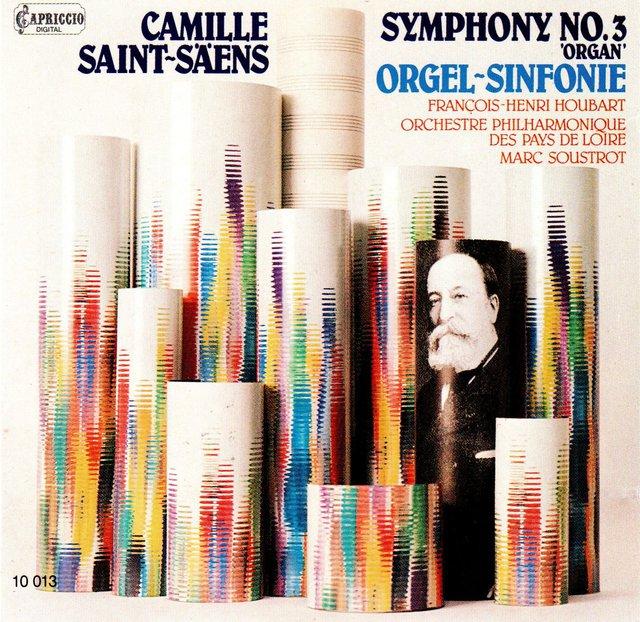 Saint-Saens Orgelsinfonie