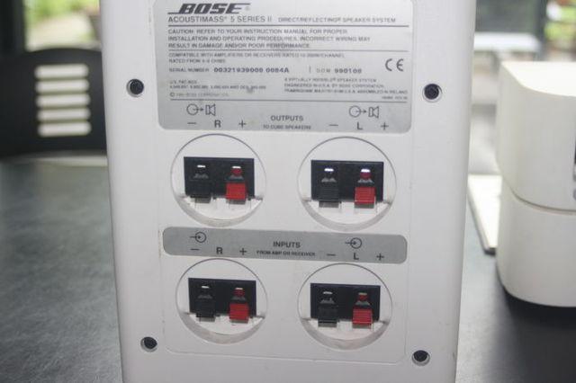Bose Acustimass 5 Serie 2