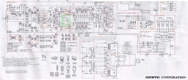Schaltplan Mit Markierter L401