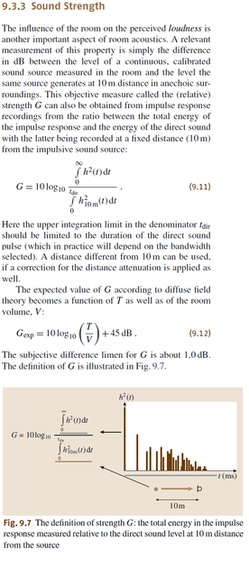 parameter G