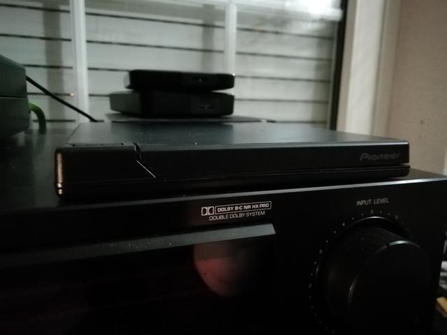 Pioneer BDR XD07TB