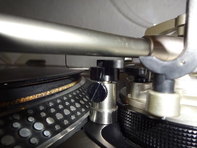 Technics SL 1210 mit AT 6006R - 2