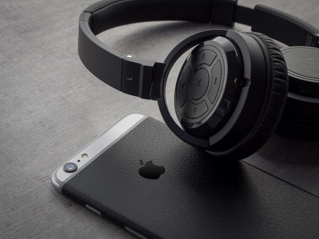 SoundMAGIC P22BT mit iPhone