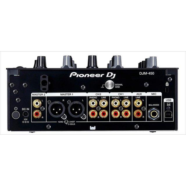 DJM-450 Output