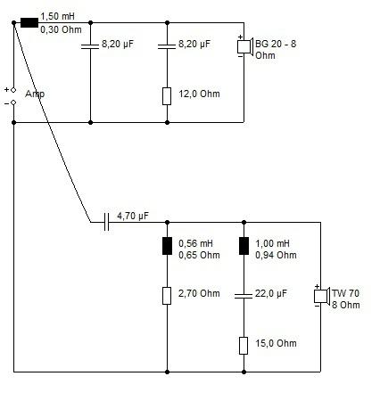 CT263 CB Frequenzweiche
