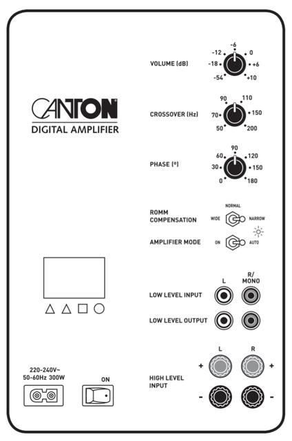 2018 11 03 17 50 27 Manual Canton Aktivsubwoofer Pdf