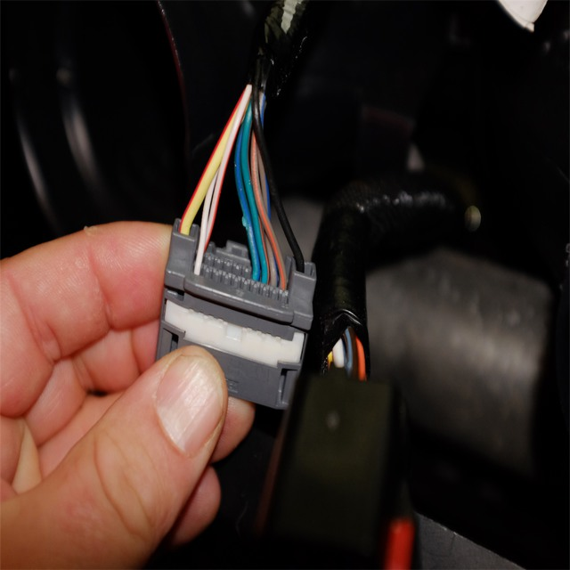 Vorhandene Anschlüsse / Kabel