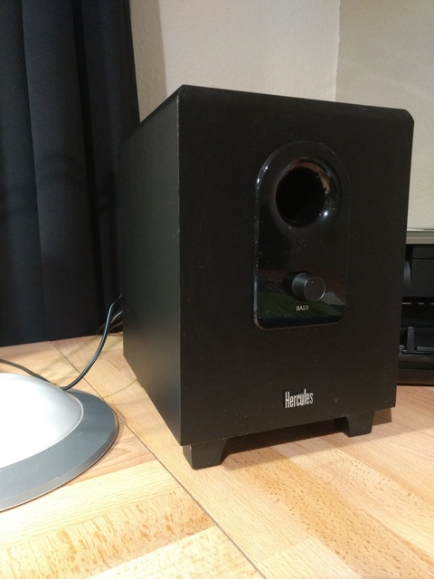 Lautsprecher rauschen pc