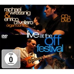 Raphael Wressnig Live At The Off Festival