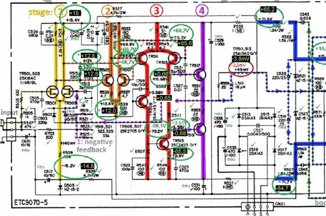 denon-poa-2200-schematic-detail-left-power-amp-voltages_checked_1-1