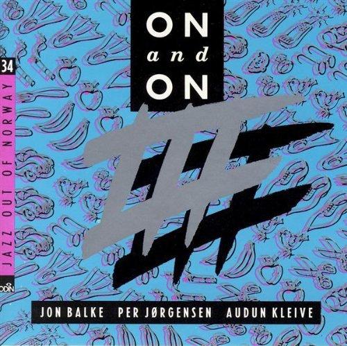 Jon Balke Trio On & On