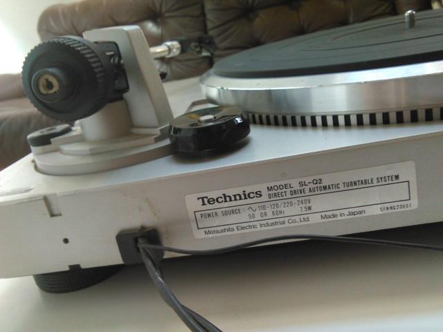 Technics SL - Q2 Scharniere