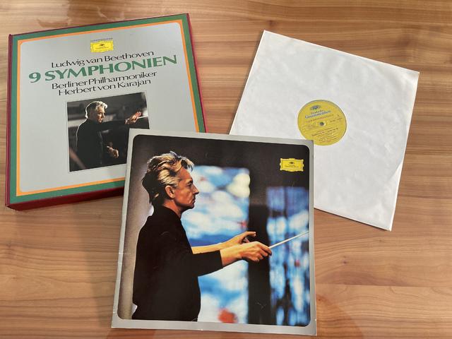 Beethoven Schallplatte