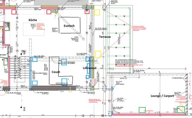 Lautsprecher-Planung