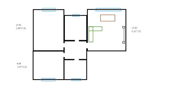 Zimmer Planung 2
