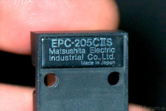 EPC 205CIIS  541