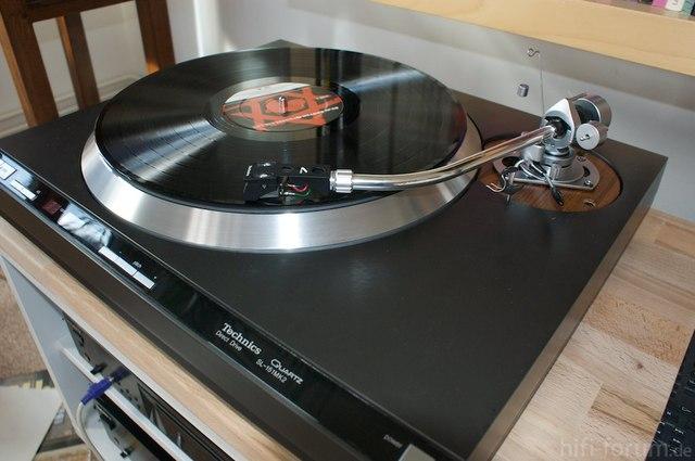 Technics SL-151 MKII / SME 3009