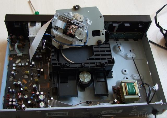 Pioneer PD-S507 Lasereinheit Ab