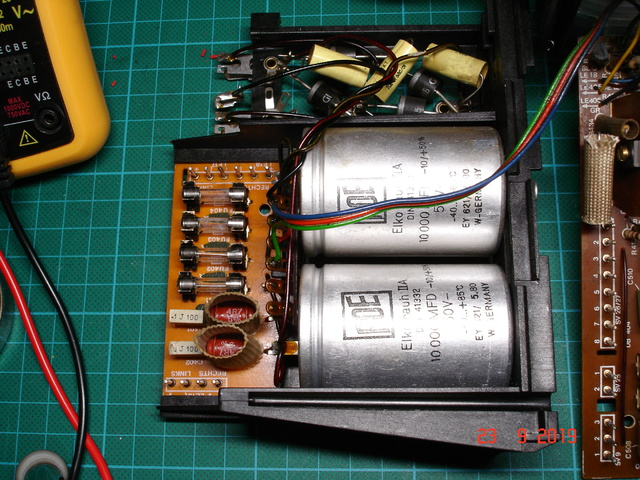 Folien-Kondensatoren TR550