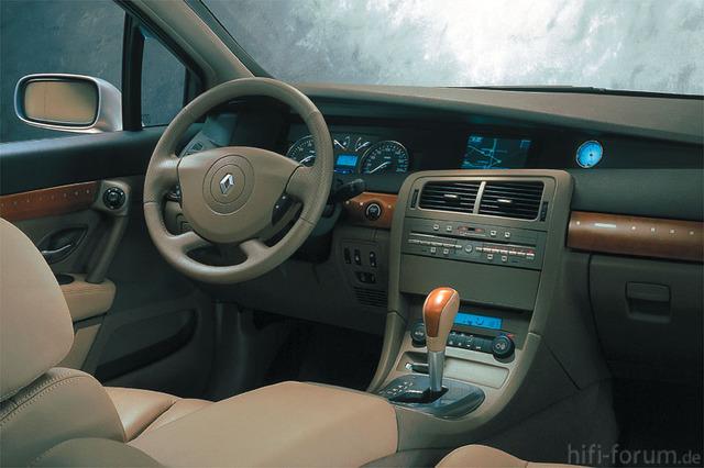 Renault Vel Satis 8 9ec