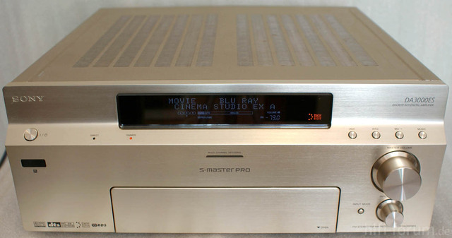 Sony Str Da3000es Front
