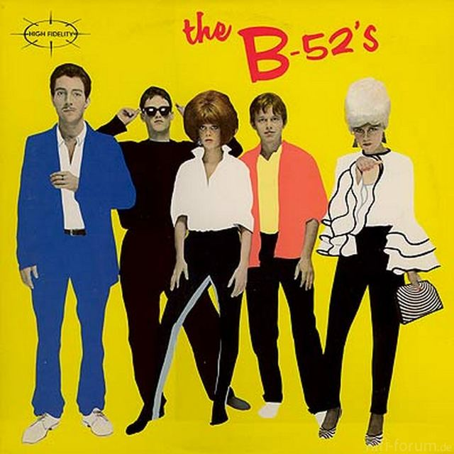 The B-52\'s