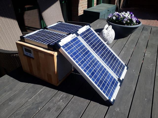 2.1 Solar-Bluetoothbox